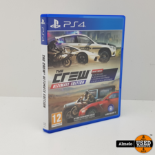 SONY Sony Playstation 4 The Crew Ultimate Edition