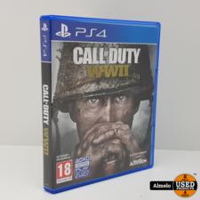 SONY Sony Playstation 4 Call Of Duty WW2