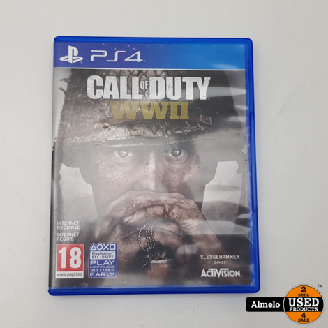 Sony Playstation 4 Call of Duty - WWII