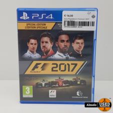 Playstation 4 Sony Playstation 4  Formula 1 2017 Special Edition