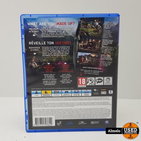 Sony Playstation 4 Far Cry 4 Limited Edition