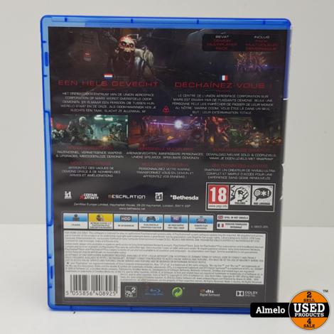 Sony Playstation 4 Doom