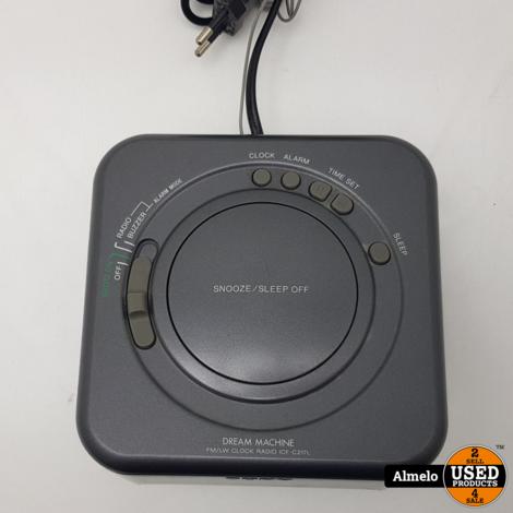 Sony ICF-C217L Dream Machine wekker radio