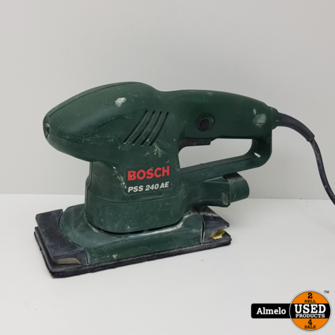 Bosch vlakschuurmachine PSS240AE