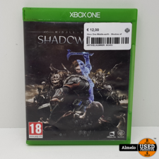 Microsoft Xbox One Xbox One Middle-earth - Shadow of War