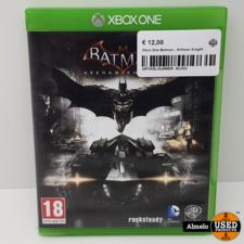 Microsoft Xbox One Xbox One Batman - Arkham Knight