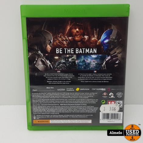 Xbox One Batman - Arkham Knight