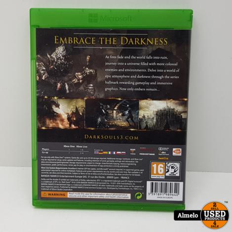 Xbox One  Dark Souls III