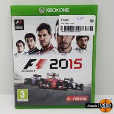 Microsoft Xbox One Xbox One F1 2015