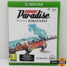 Microsoft Xbox One Xbox one Burnout Paradise Remastered