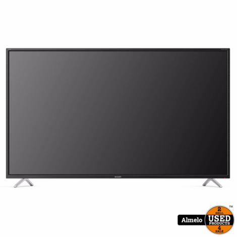Sharp Aquos 55 inch 4K UltraHD Android Smart led TV 55BL2EA nieuw 2 jaar
