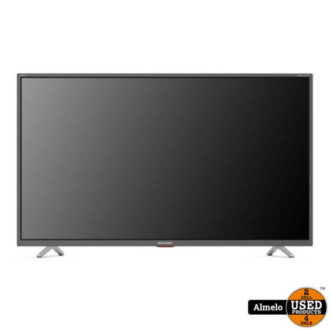 Sharp Aquos 40 inch 4K UltraHD Android Smart LED TV 40BL5EA nieuw 2 jaar