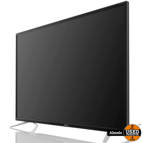 Sharp Aquos 40 inch FullHD Smart LED TV 40BG2E nieuw 2 jaar