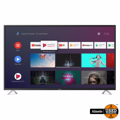Sharp Aquos 50 inch 4K UltraHD Android Smart led TV 50BL2EA