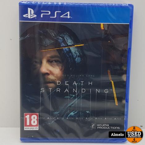 Sony Playstation 4 Death Stranding nieuw geseald