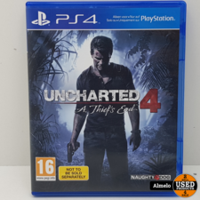 Sony Playstation 4 Sony Playstation 4 Uncharted 4 A Thief's End