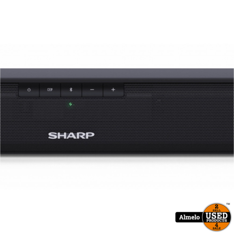 Sharp 2.0 Slim Soundbar HT-SB110