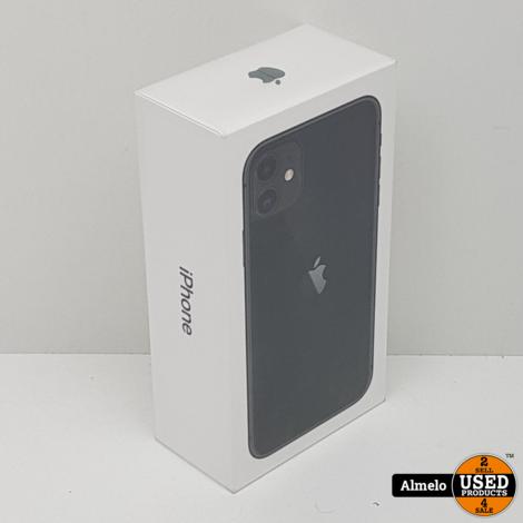 Iphone 11 64GB Nieuw Geseald