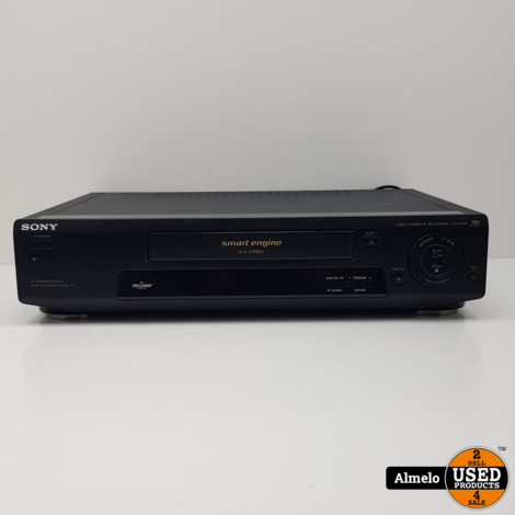 Sony VHS Video recorder SLV-E630