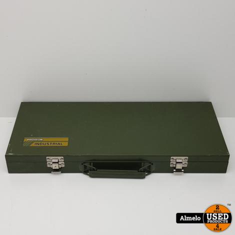 Proxxon Industrial 23040 Dopsleutelset Metrisch 1/4