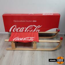 Coca Cola Coca Cola Opvouwbare Slee, Nieuw in doos