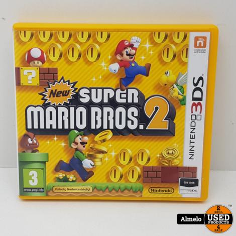Nintendo 3DS New Super Mario Bros 2