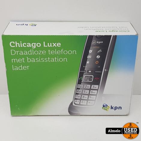 KPN Chicago Luxe Nieuw Geseald