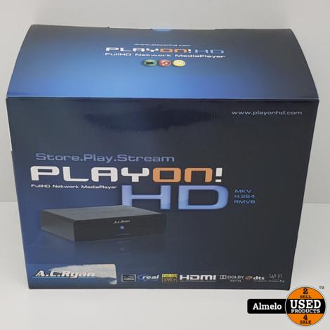 A.C.Ryan PlayOn FullHD Network MediaPlayer 1TB HDD