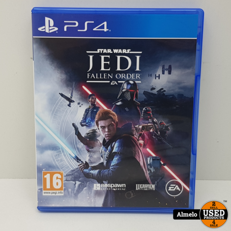 Sony PlayStation 4 Star Wars Jedi Fallen Order