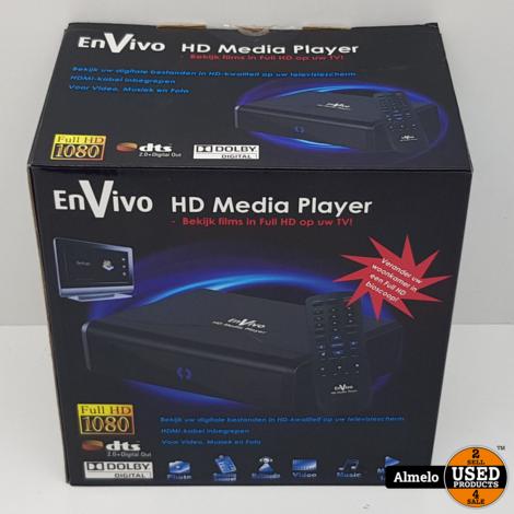enVivo FullHD MediaPlayer