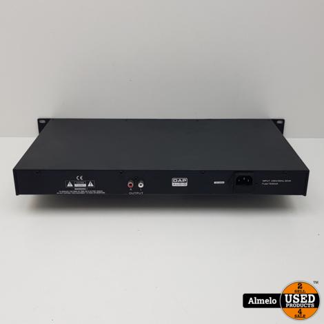 DAP-Audio CD-110 MKIV 1U Professional CD Player