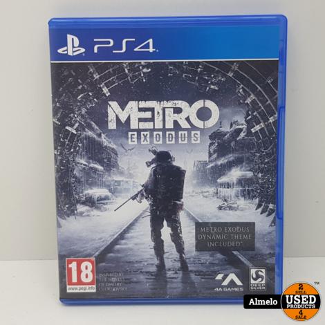 Sony Playstation 4 Metro Exodus