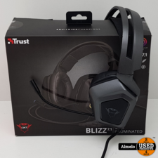 Trust Trust GXT450 7.1 Blizz Illuminated Gaming Headset