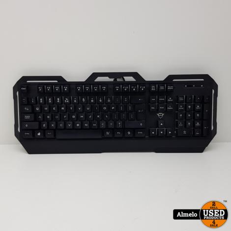 Trust GXT 856 Torac Illuminated Gaming Keyboard