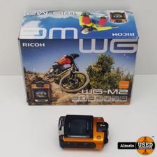 Ricoh Ricoh WG-M2 Waterproof 4K Action Cam
