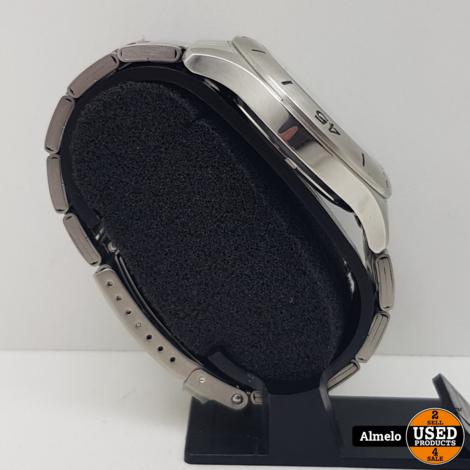 lorus pc32-x04b Horloge - Heren - Zilverkleurig - Stainless Steel - Ø 40 mm nieuw