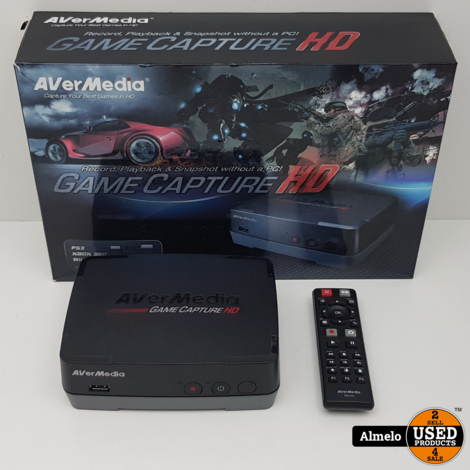 AVerMedia Game Capture HD C281 spel opname apparaat