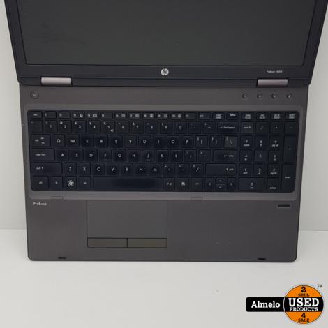 HP ProBook 6560B i5 laptop