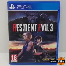 Sony Playstation 4 Sony Playstation 4 Resident Evil 3