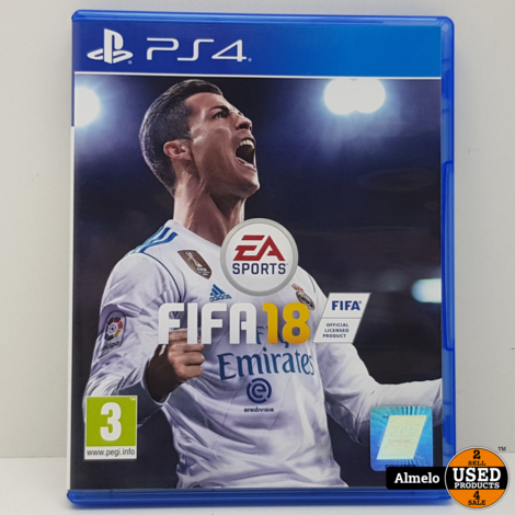 Sony Playstation 4 FIFA 18