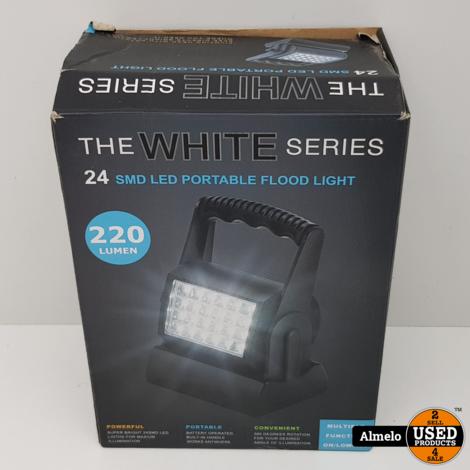 The White Series Bouwlamp Floodlicht LED 220 Lumen