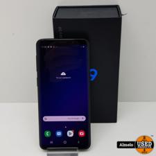 samsung Samsung Galaxy S9 64GB Black in nieuw staat