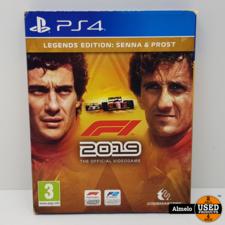 Sony Playstation 4 Sony Playstation 4 F1 2019 Legends Edition