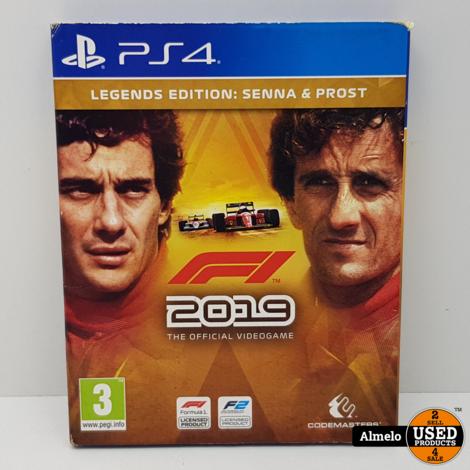 Sony Playstation 4 F1 2019 Legends Edition