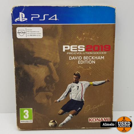 Sony Playstation 4 Pes 2019