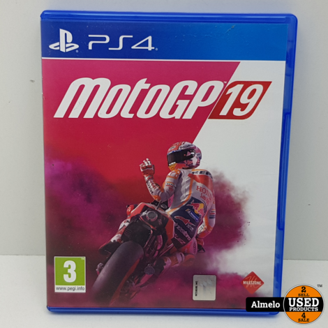 Sony Playstation 4 MotoGP 19