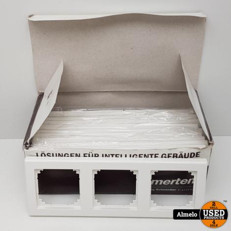 Schneider Electric Merten M-Creativ Wandcontactdoos *Nieuw*