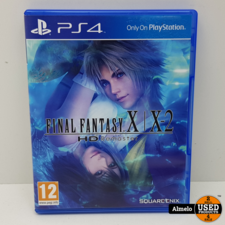 Sony Playstation 4 Sony Playstation 4 Final Fantasy X / X-2 HD Remaster
