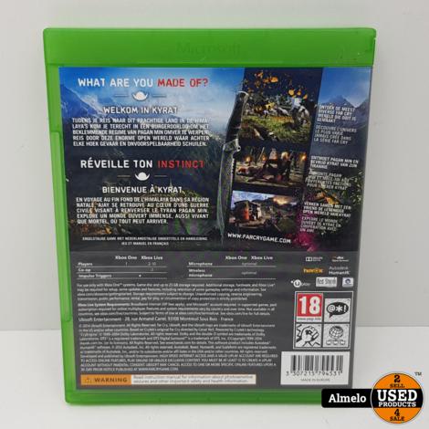 Xbox One Far-Cry 4