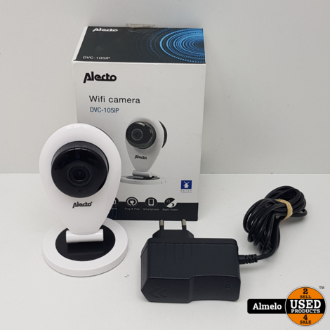 Alecto DVC-105IP Wifi Camera